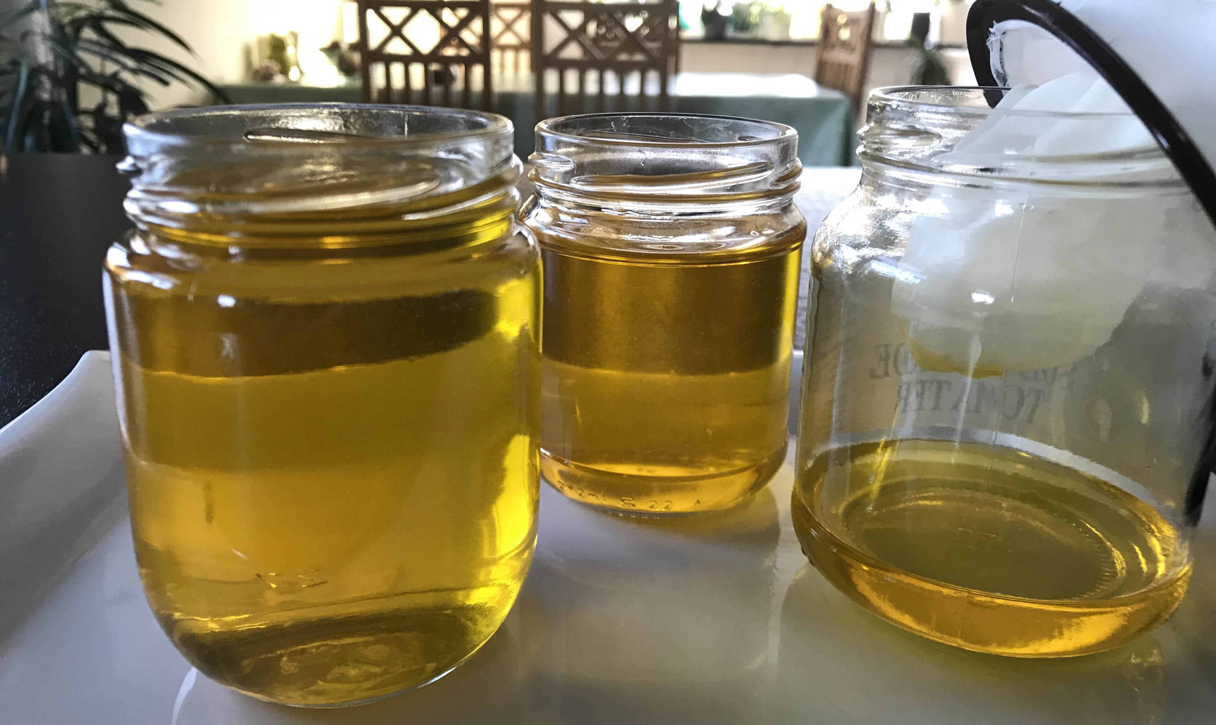 Ghee, klarnat smör, det flytande guldet!