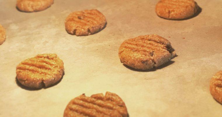 Ingefärakakor med mandelmjöl och dadlar (Paleo)
