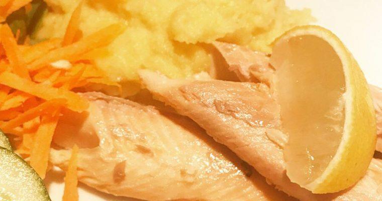 Fisk i ugnen, Laxöring från svenska fjällen