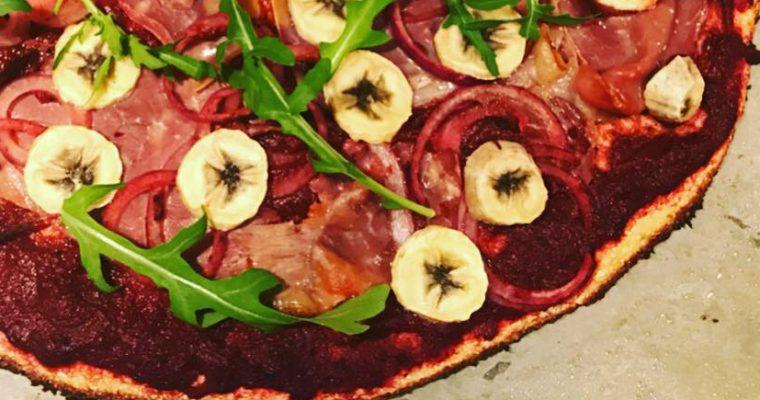 Paleopizza med blomkålsbotten (Paleo)