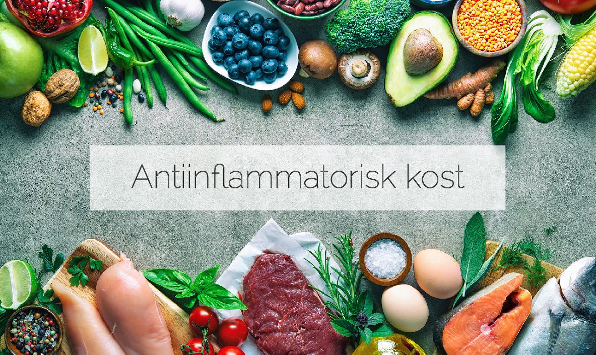 Antiinflammatorisk kost & Rabattkod Bodystore