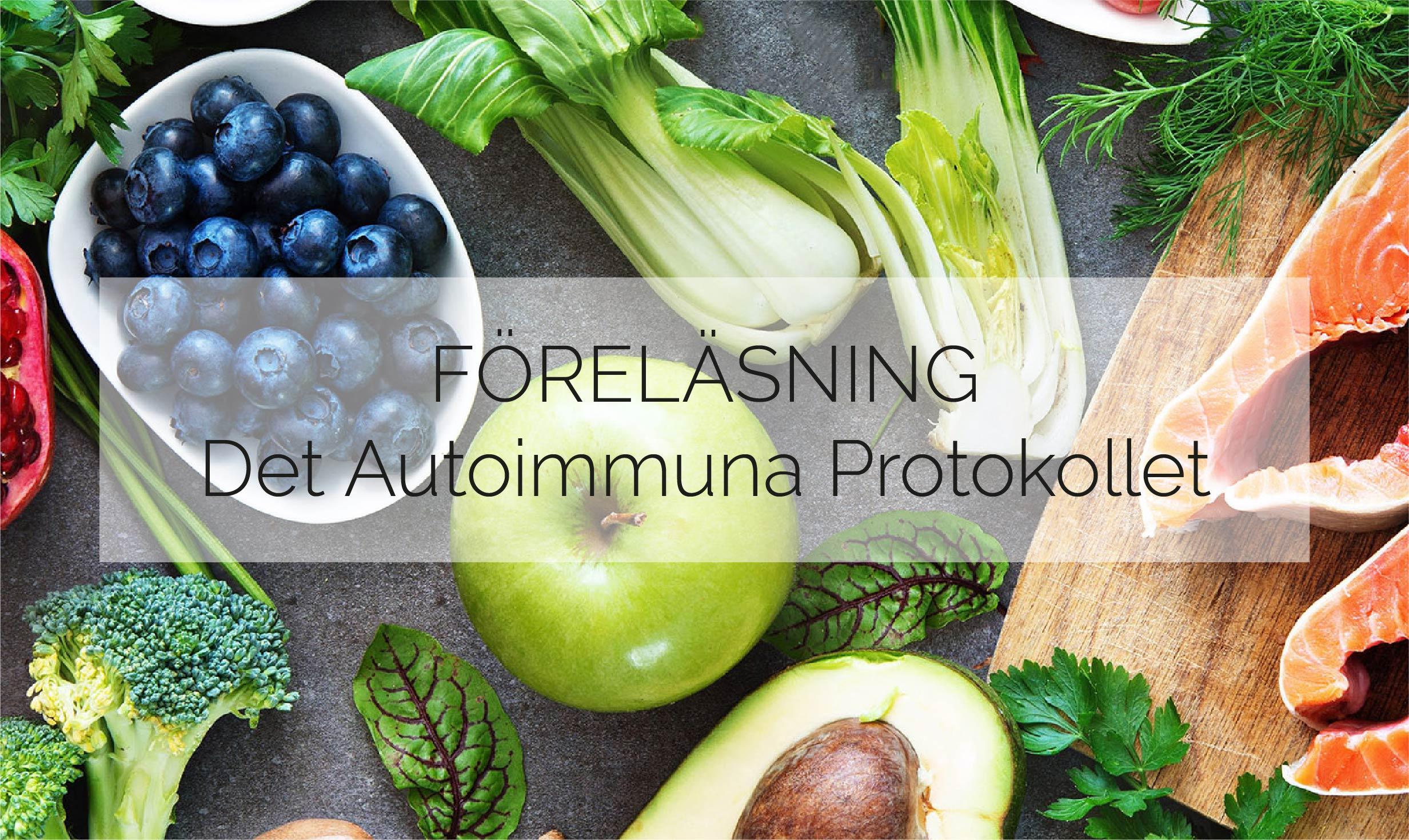 AIP, Autoimmuna protokollet vt20