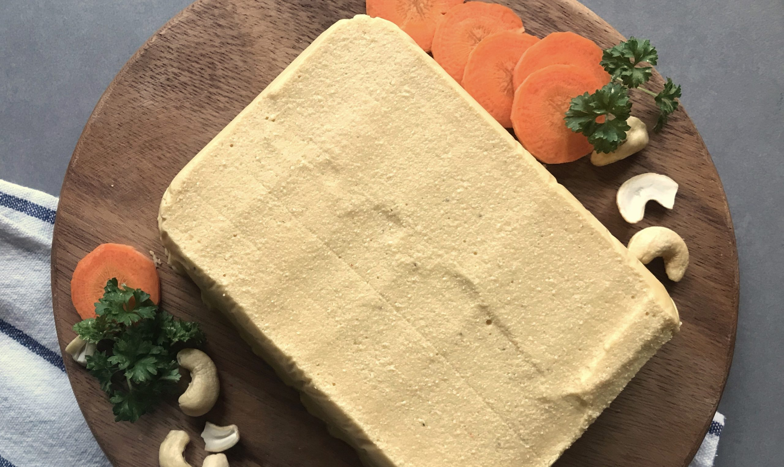 Paleoost -Gör din egen mjölkfria ost!