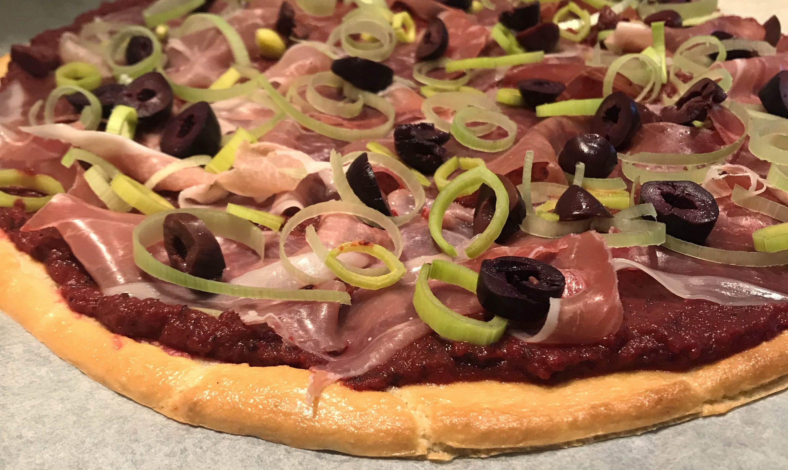 Pizzabotten – den enklaste och snabbaste!