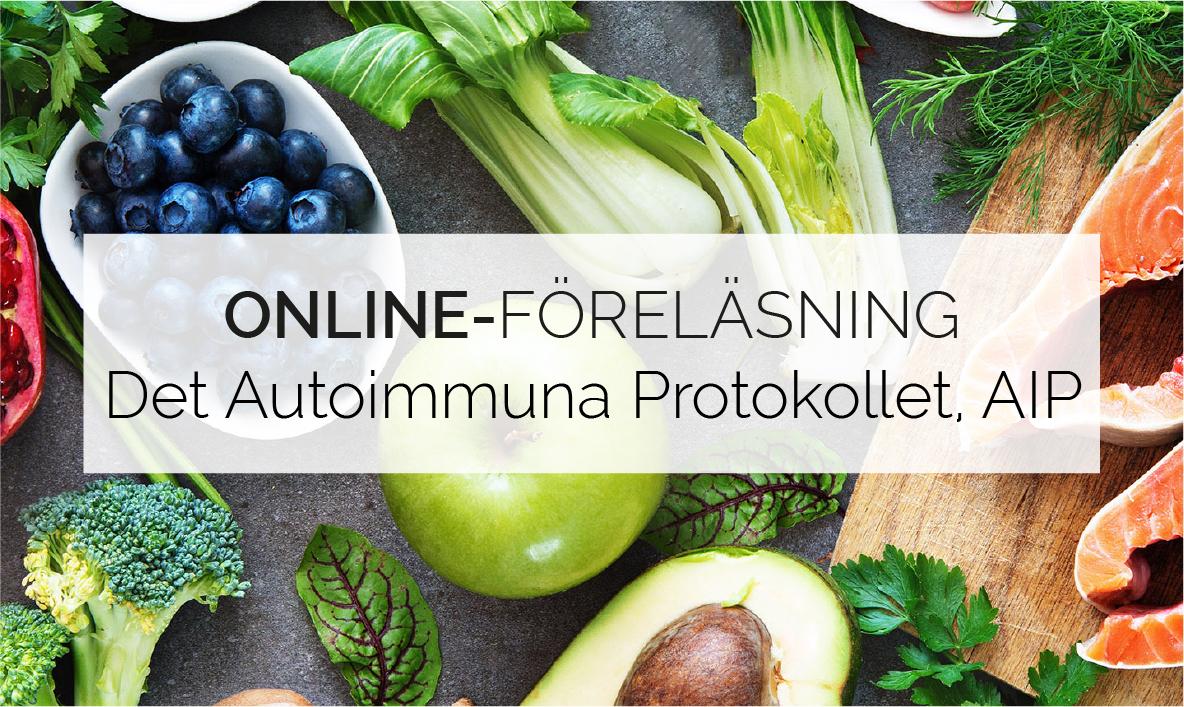 Online-föreläsning AIP 21 april