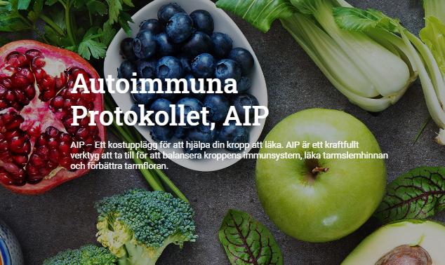 Autoimmuna protokollet, AIP