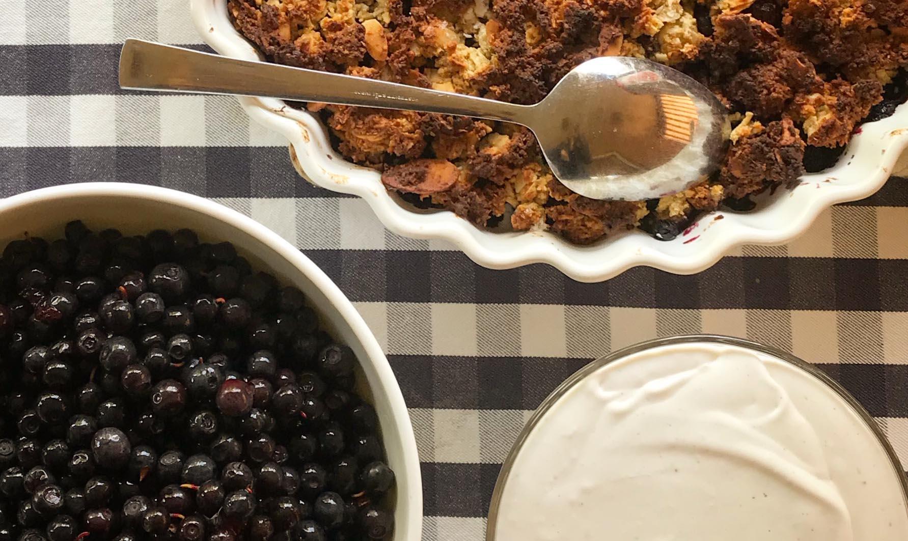 Blåbär -Torka blåbär, frys dem eller mumsa färska!