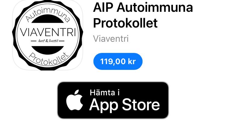AIP App för iOS är äntligen här!
