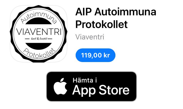 AIP App äntligen här!