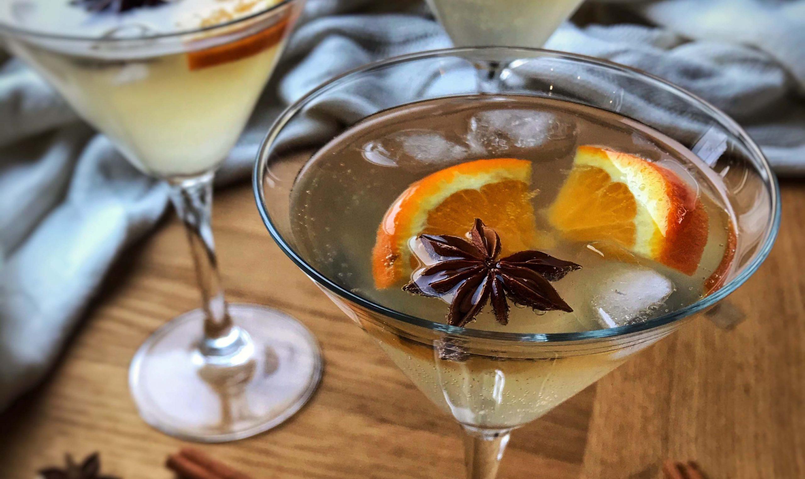 Kvass – Julig Äpplekvass – gör egen kolsyrad dryck